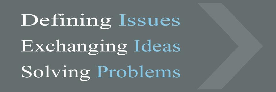 Defining Exchanging Solving